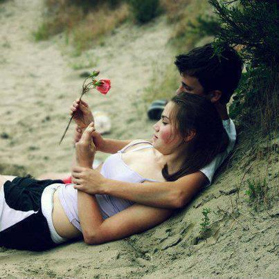عکس عاشقانه آعوش